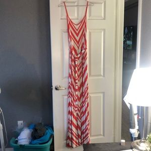 Old Navy Maxi Dress with belt